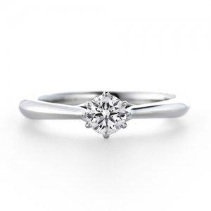LAZARE DIAMOND 婚約指輪 LD197PR RI