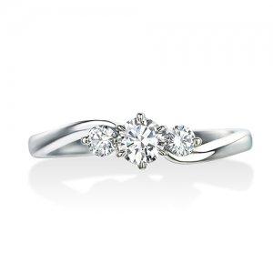 ロイヤルアッシャー 婚約指輪 JRA0050BP RF