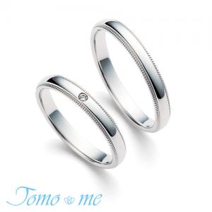 トモミ 結婚指輪(2本セット)てとて RF