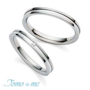 トモミ 結婚指輪(2本セット)いつも RF