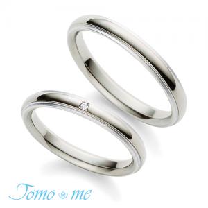 トモミ 結婚指輪(2本セット)いっしょ RF