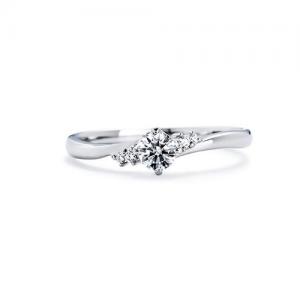 いい夫婦ブライダル 婚約指輪 IFE006-015 RF