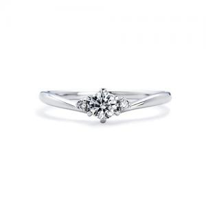 いい夫婦ブライダル 婚約指輪 IEF008-015 RF
