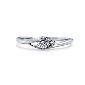 いい夫婦ブライダル 婚約指輪 IFE015-015 RF