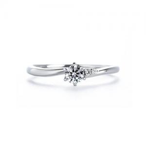 いい夫婦ブライダル 婚約指輪 IFE016-015 RF