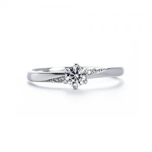 いい夫婦ブライダル 婚約指輪 IFE019-015 RF