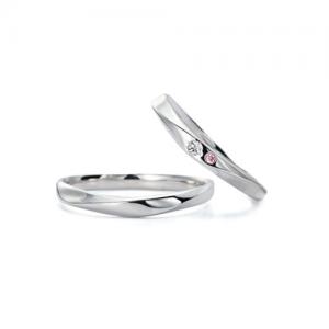 Twins Cupid(ツインズキューピッド)結婚指輪(2本セット)ブーケトス RF
