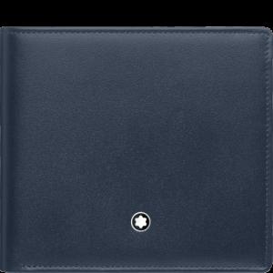 【モンブラン国内正規品】マイスターシュテュック ウォレット4cc(コインケース付き)MB115133
