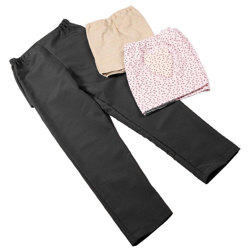 ズボン(ブラック)+ヌグーナパンツ|3点セット