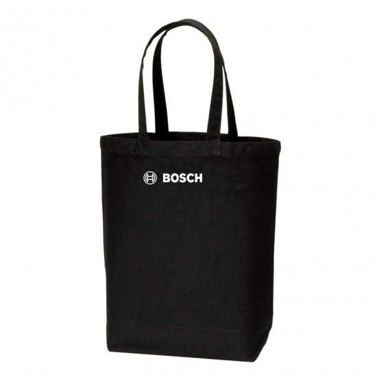 Bosch ロゴ入りキャンバスバッグ