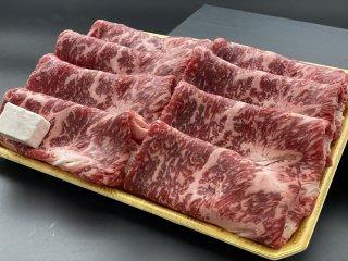 群馬県産上州牛ロースすき焼き用400g
