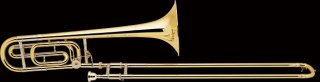 Bach 42B GL バック テナーバス トロンボーン stradivarius ストラッド イエローブラス ラッカー仕上