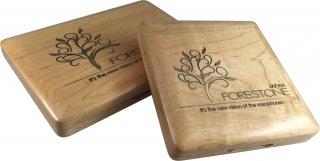 Forestone フォレストーン 木製リードケース Wood Reed Case 4枚入り