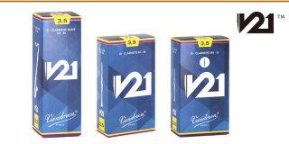Vandoren バンドーレン E♭クラリネット用リード V21