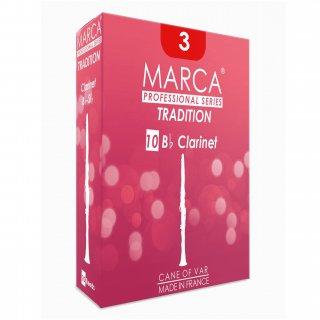 Marca マーカ B♭クラリネット用リード トラディション(TRADITION)