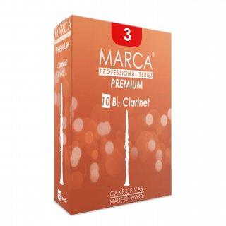Marca マーカ B♭クラリネット用リード プレミアム(PREMIUM)