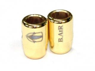 B.AIR バードストラップ ブレードクリンチ 3mm紐用 メッキ加工(3色)