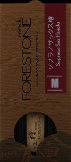 【特価&送料無料キャンペーン!!】FORESTONE(フォレストーン) ソプラノサックス用リード 檜(ヒノキ)