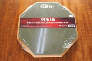 EVANS RealFeel 練習用パッド RG12G Single-side pad