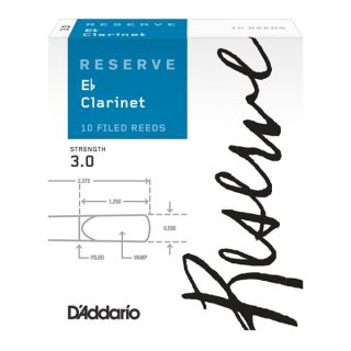 D'addario ダダリオ  RESERVE(レゼルヴ) E♭クラリネット