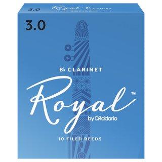 D'Addario ダダリオ Royal(ロイヤル) B♭クラリネット 10枚入り