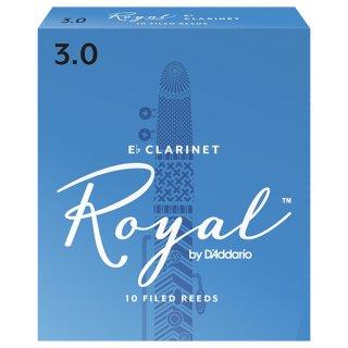 D'Addario ダダリオ Royal(ロイヤル) E♭クラリネット 10枚入り