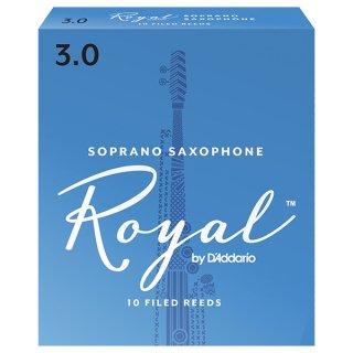 D'Addario ダダリオ Royal(ロイヤル) ソプラノサックス 10枚入り