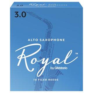 D'Addario ダダリオ Royal(ロイヤル) アルトサックス 10枚入り