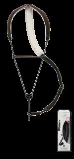 BREATHTAKING (ブレステイキング) バスクラリネット用ストラップ Lithe Premium (ライザプレミアム) / ブラック