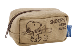 SNOOPY(スヌーピー) マウスピースポーチ (トロンボーン用)