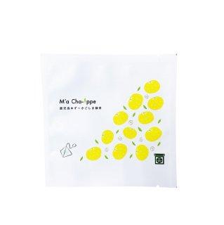 鹿児島ゆず×かごしま緑茶