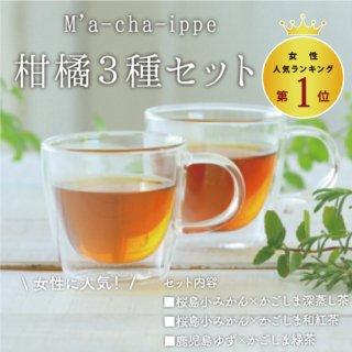 Ma cha-ippe 柑橘3種セット