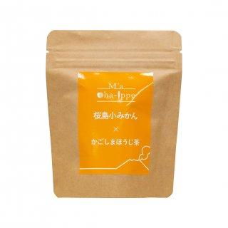 Ma cha-ippe 鹿児島桜島小みかんほうじ茶(ティーパックタイプ)