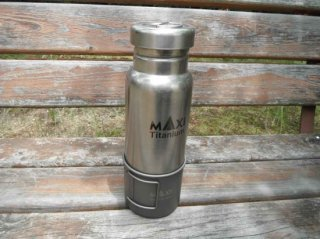 MAXI ウォーターボトル&キャップカップセット
