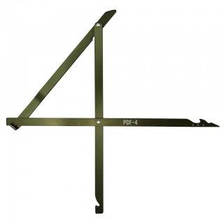 パスファインダー DF−4 トラップ
