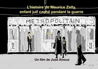 La Mémoire déchirée de Maurice Zelty, un enfant juif caché pendant la guerre