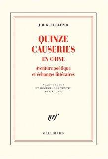 Quinze causeries : aventure poétique et échanges littéraires en Chine
