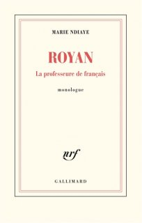 Royan, la professeure de français : monologue