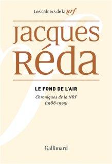 Le Fond de l'air : chroniques de la NRF, 1988-1995
