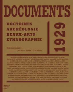 Documents : revues 1929-1930