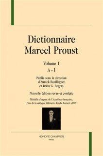 Dictionnaire Marcel Proust, Nouv. éd.