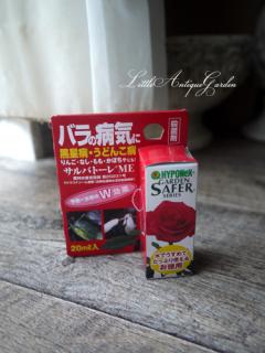 サルバトーレME 20ml バラの病気の治療、防除、浸透移行<br>場所を取らない殺菌剤♡