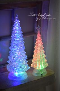 クリスマスアメイジングLEDツリー