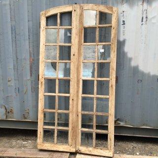 フランス製アンティーク窓(ドア) W157130D