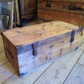 フランス製アンティークボックス W157017F