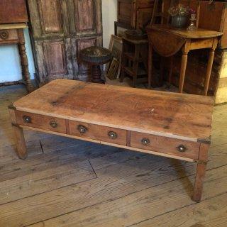フランス製アンティークテーブル  W157026F