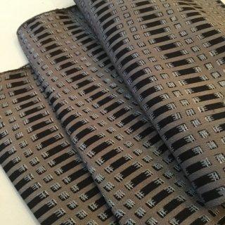 円窓C113*レトロな雰囲気♪落ち着いた柴染色/やゝオリジナル帯揚げ&半衿セット