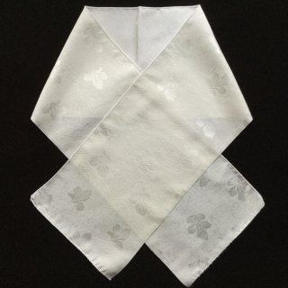 円窓C216*光沢感のある葉/やゝオリジナル半衿
