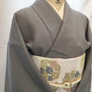 円窓K451*やわらかな色合いが魅せる青海波・鮫/リユース小紋