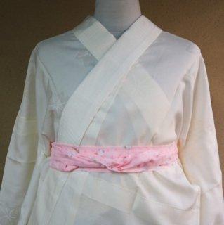 やゝC‐002*絽紗すかし織り・夏用/リユース長襦袢